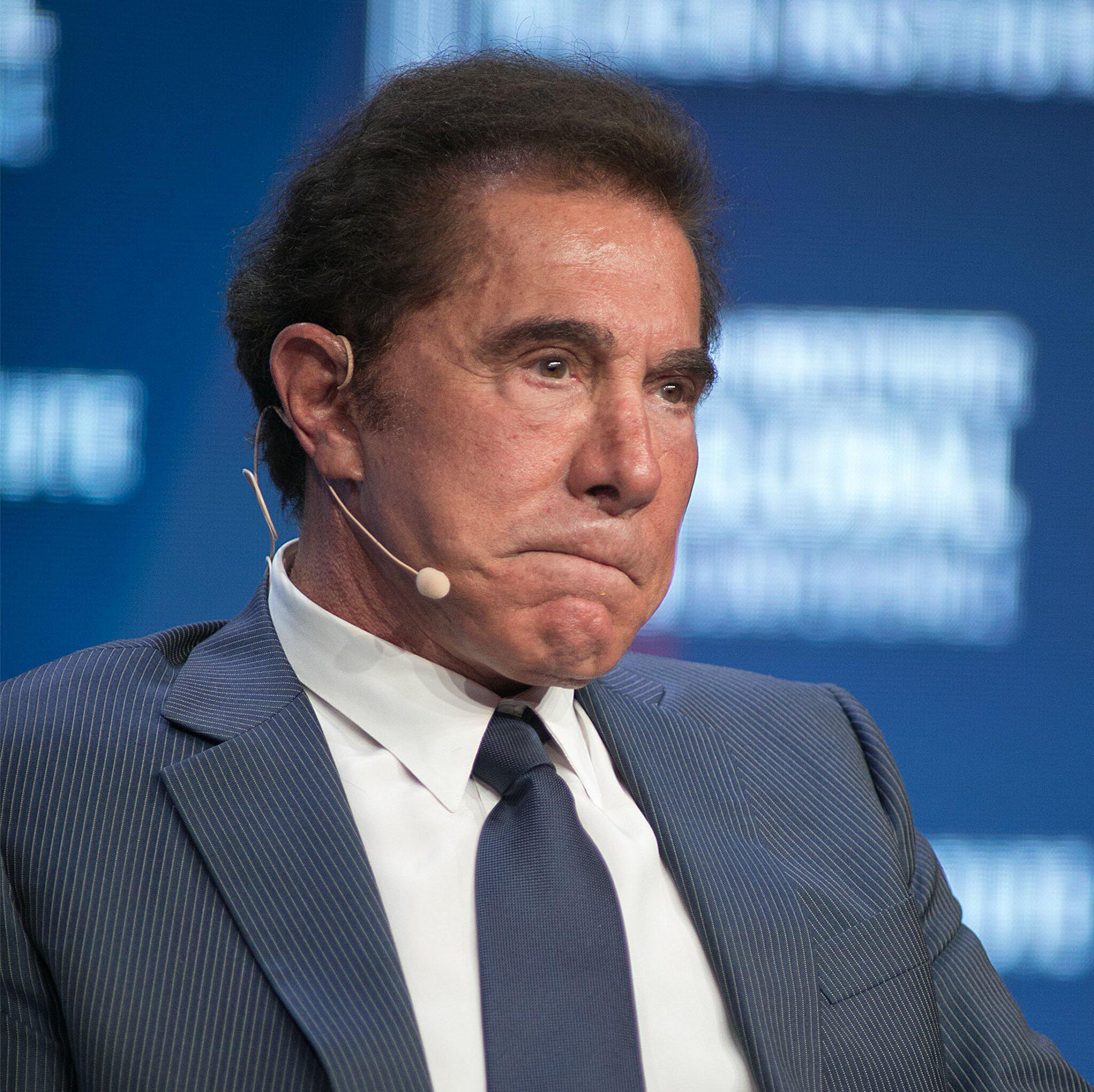 Bild zu US-Kasinomogul Wynn - Vorwürfe sexueller Übergriffe