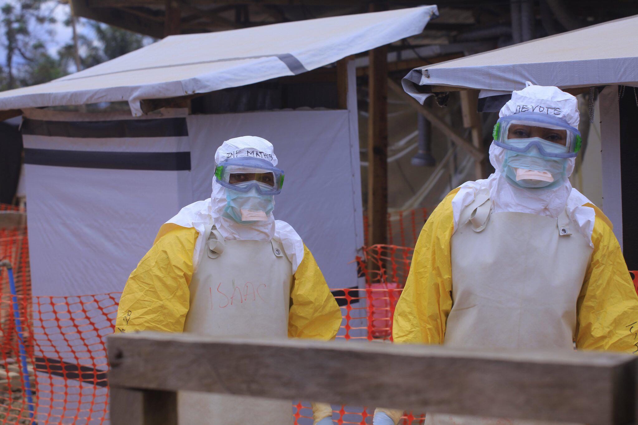 Bild zu Ebola im Kongo