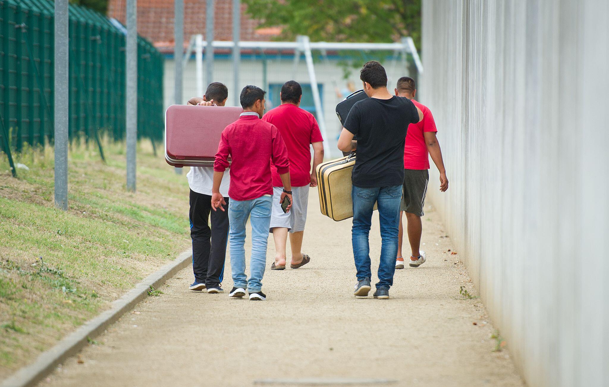 Bild zu Flüchtlinge