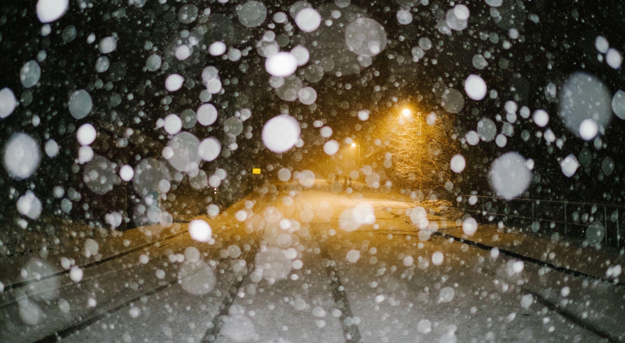 Bild zu Schnee in Niedersachsen