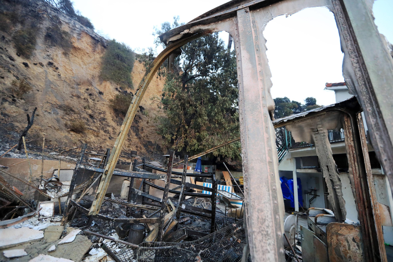 Bild zu Waldbrände Kalifornien