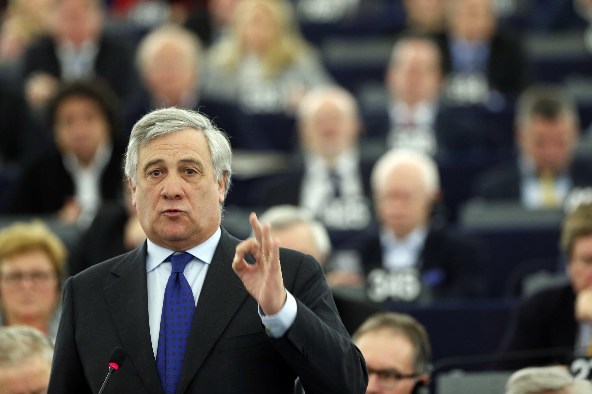 Bild zu Wahl des Präsidenten des Europäischen Parlaments