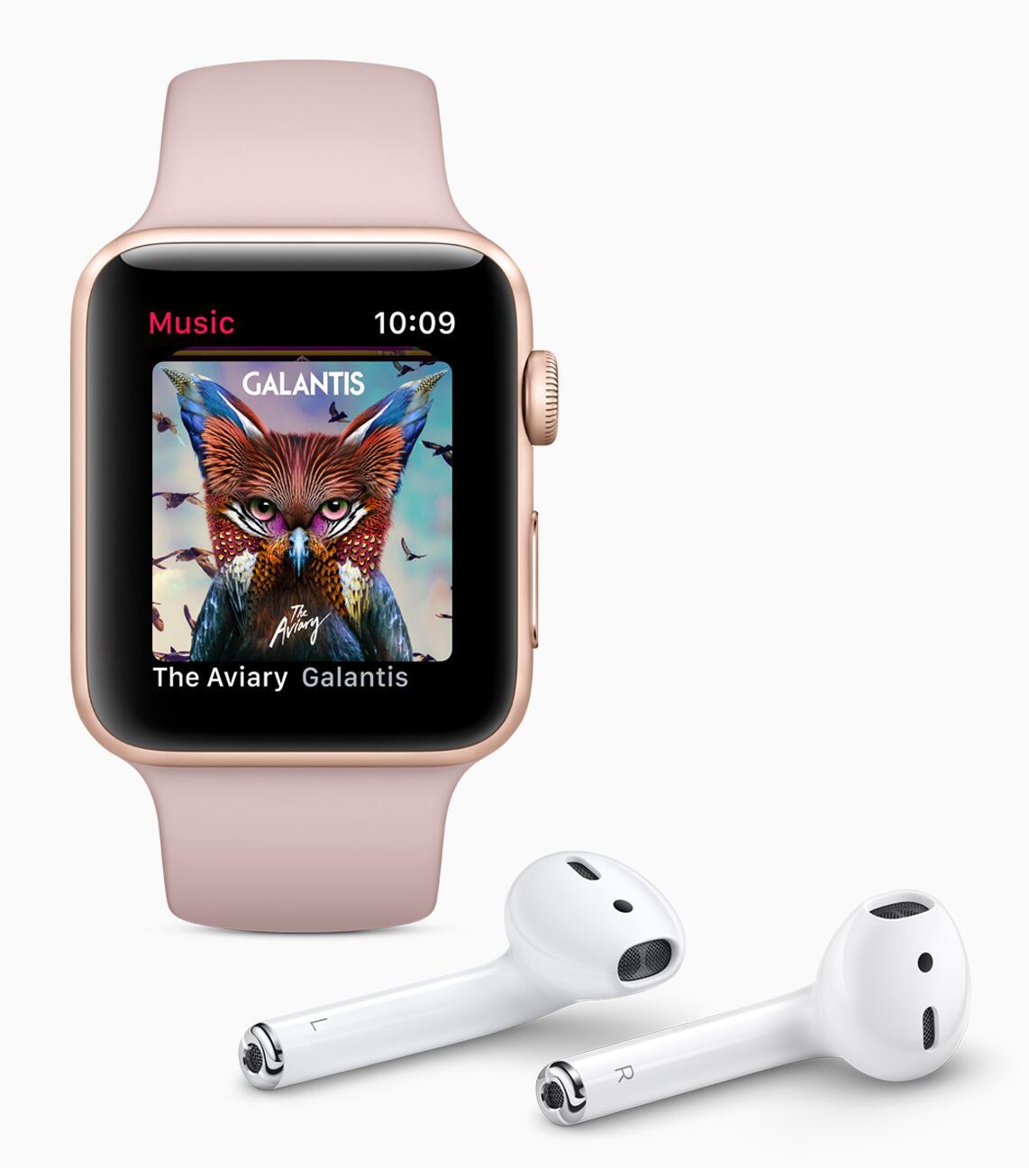 Bild zu Apple Watch Series 3