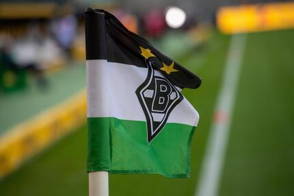 Borussia Mönchengladbach, Eckfahne