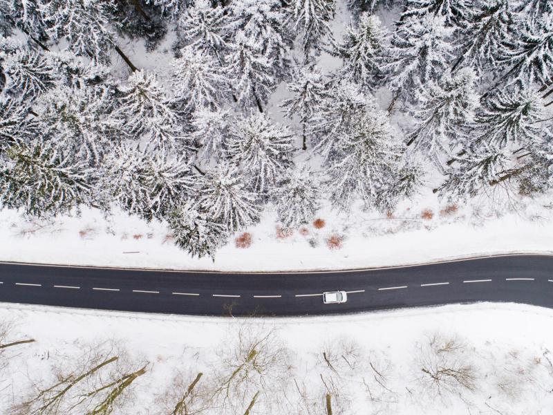 Bild zu Winter in Niedersachsen