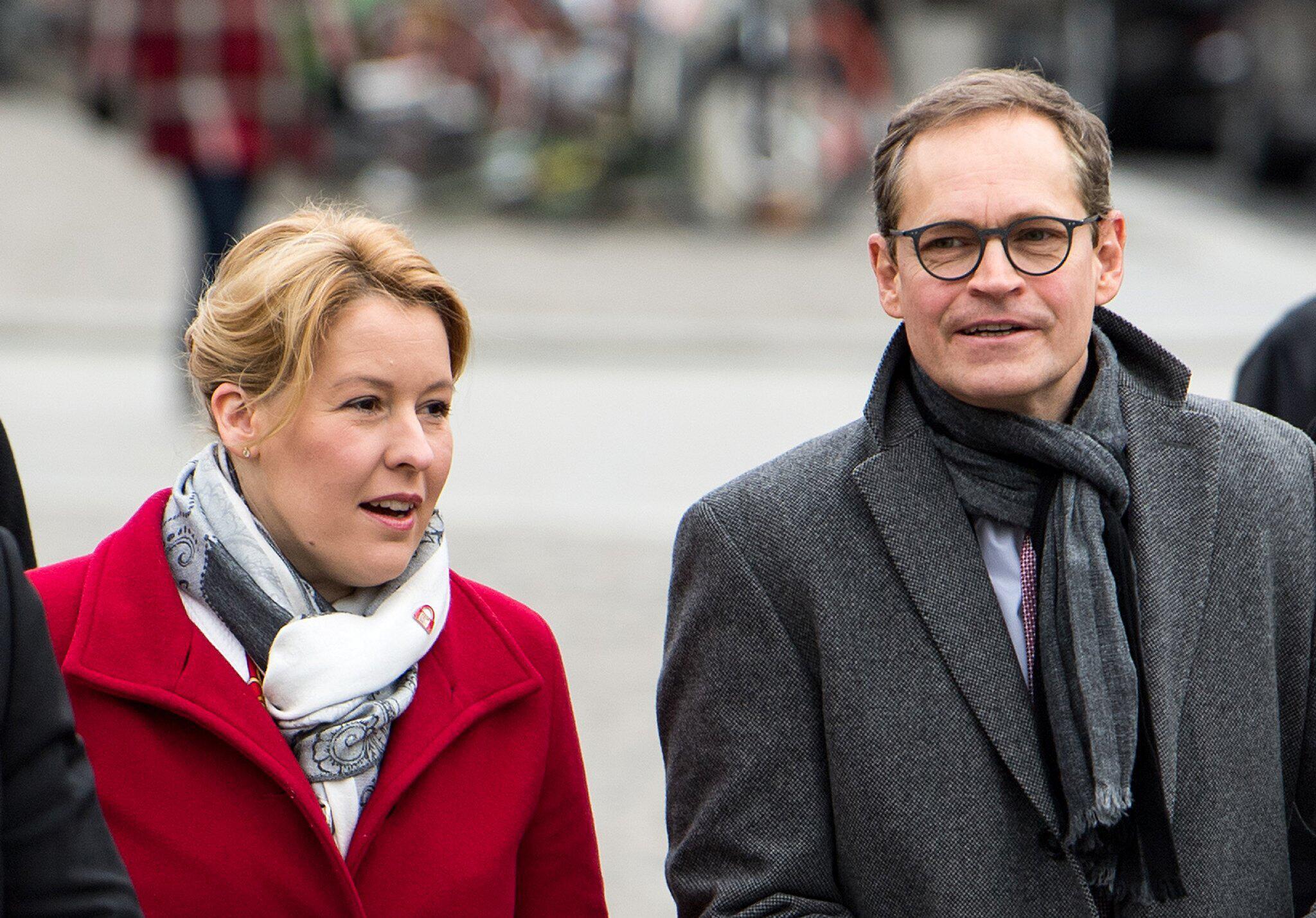 Bild zu Müller verzichtet auf Berliner SPD-Landesvorsitz