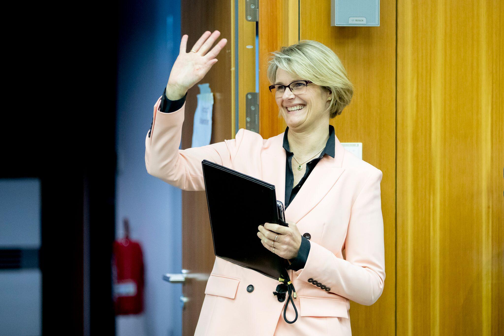 Bild zu Coronavirus - Pressekonferenz zum Start WHO-Studie