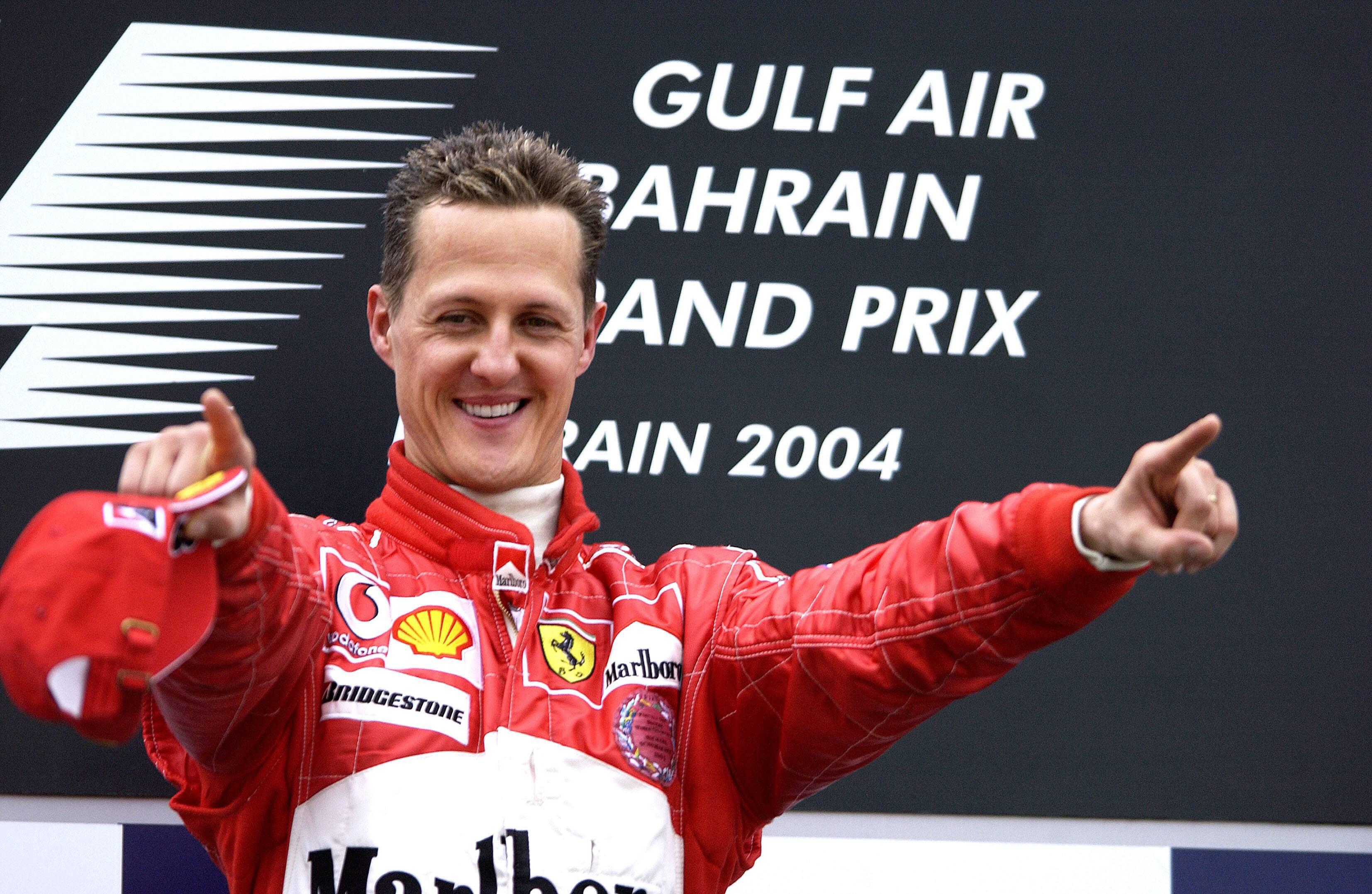 Bild zu Michael Schumacher, Forbes, Gehalt, Geld, Rekord