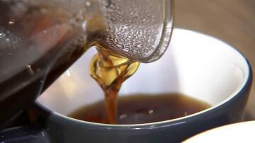 Bild zu Geisha, Kaffee,