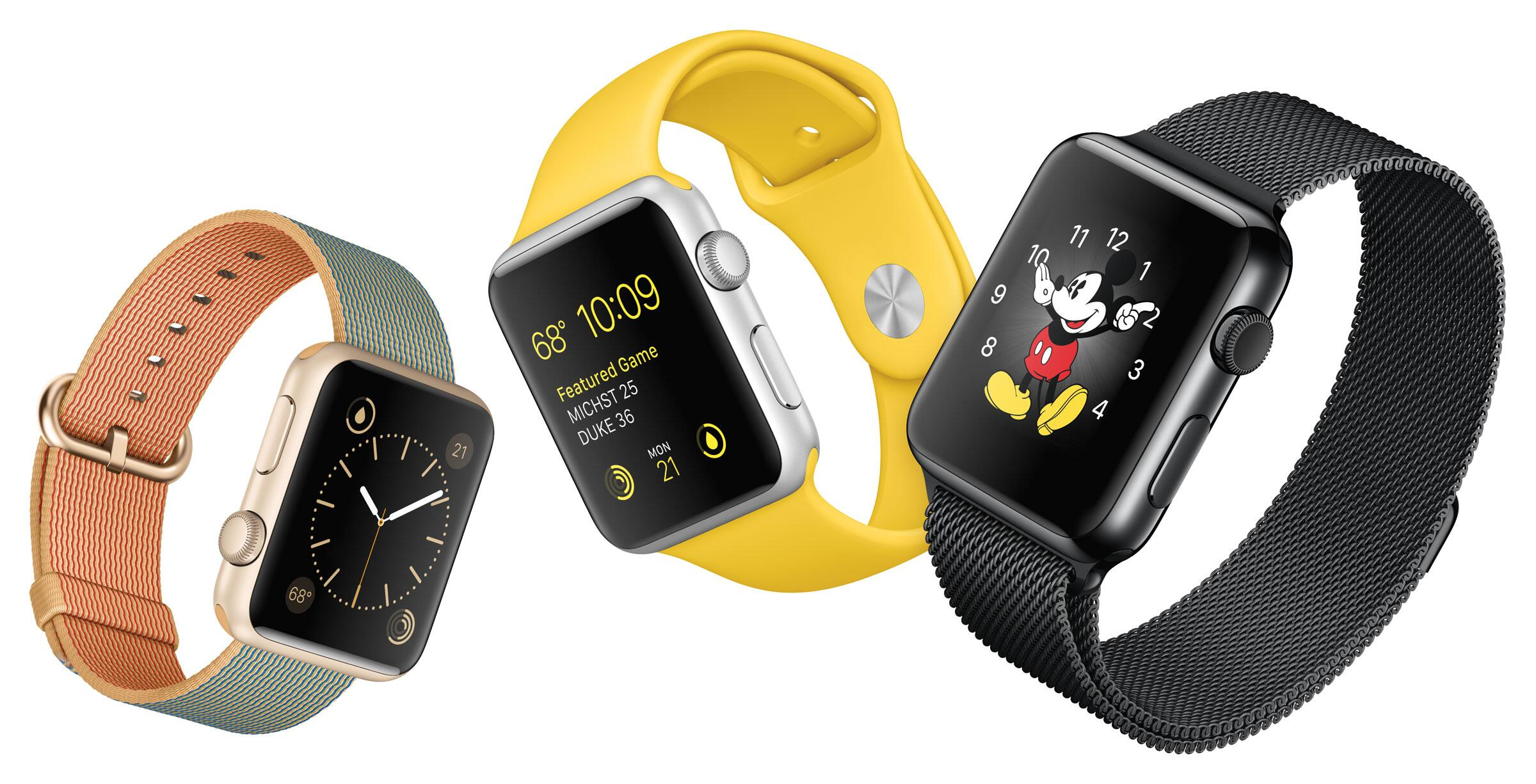 Bild zu Apple Watch