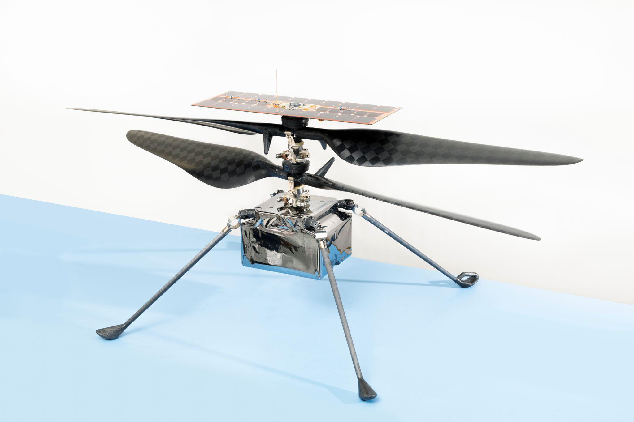 Bild zu Mars-Hubschrauber der Nasa