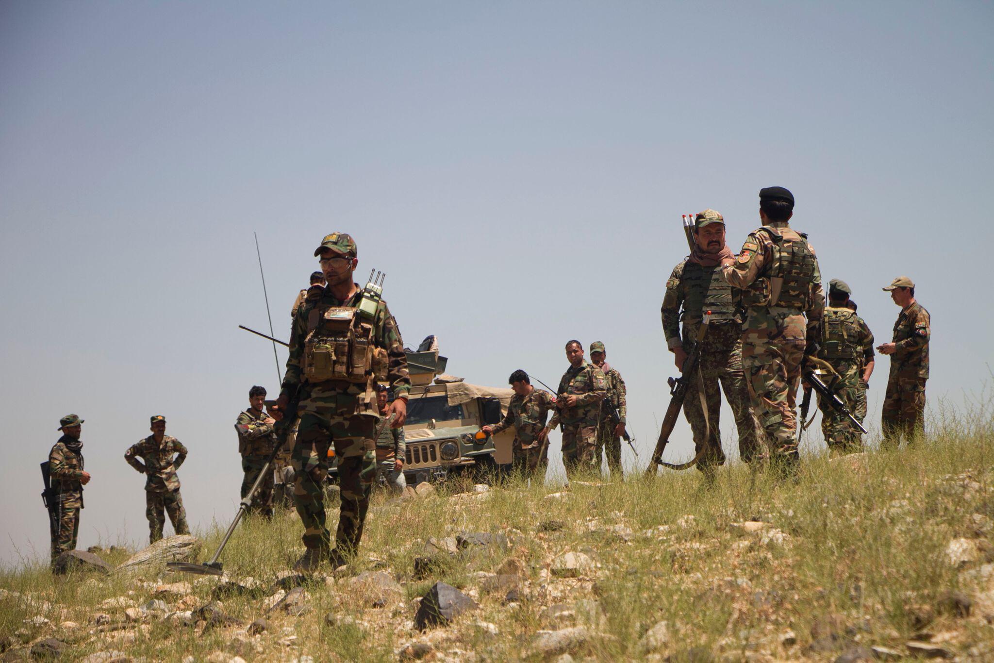 Bild zu Militäroperation in Afghanistan