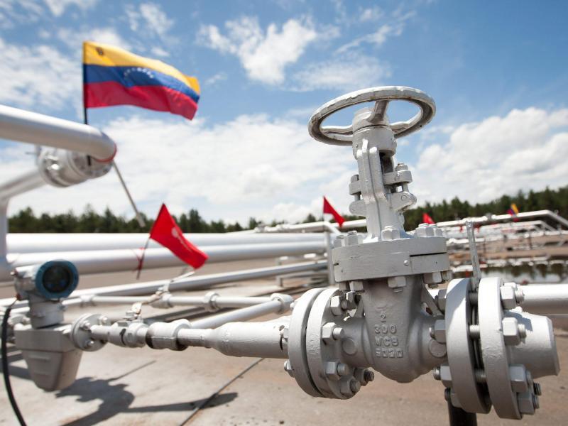 Bild zu Ölförderung