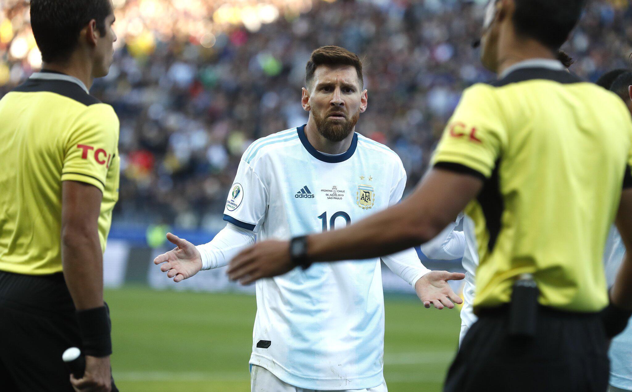 Bild zu Fußballstar Lionel Messi