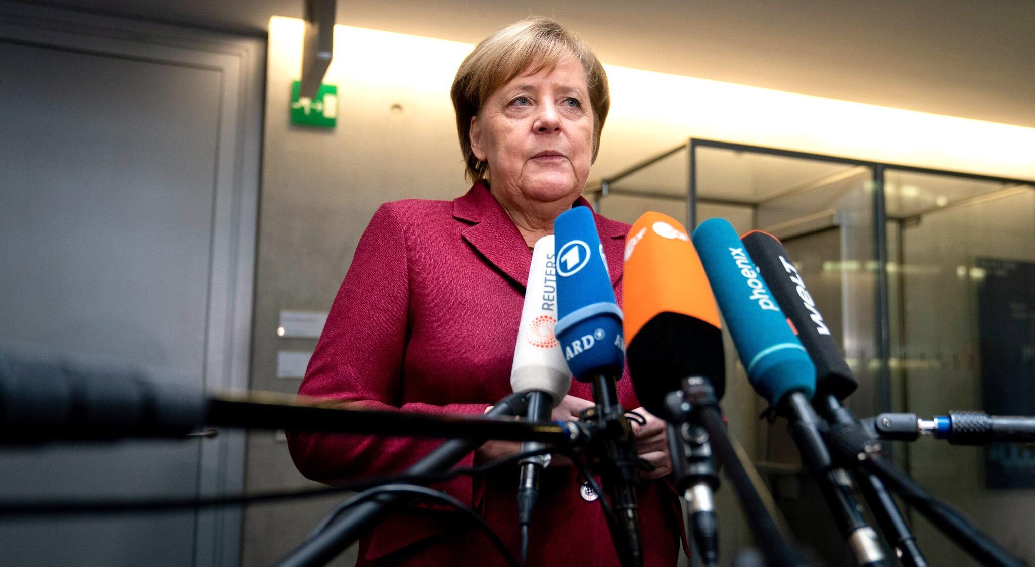 Bild zu Statement Merkel zu Brexit-Abstimmung