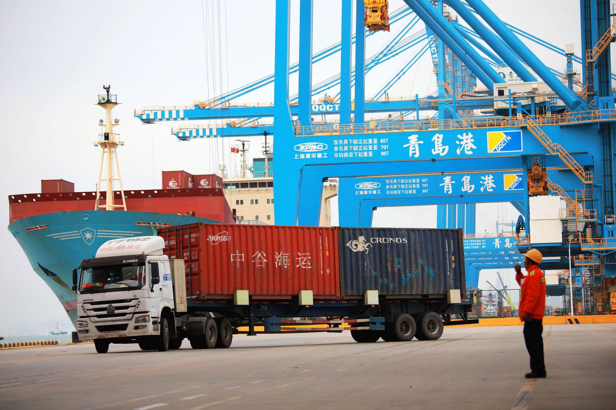 Bild zu Handelskonflikt China-USA