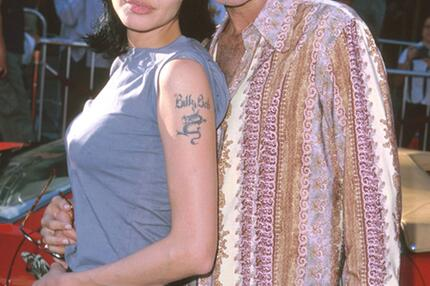 Angelina Jolie, Freund, Billy Bob Thornton
