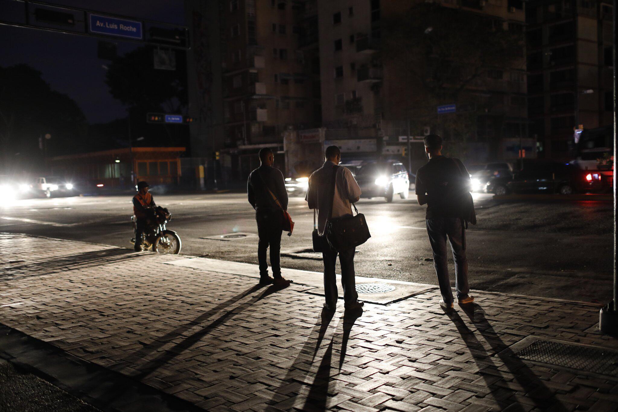 Bild zu Stromausfall in Venezuela