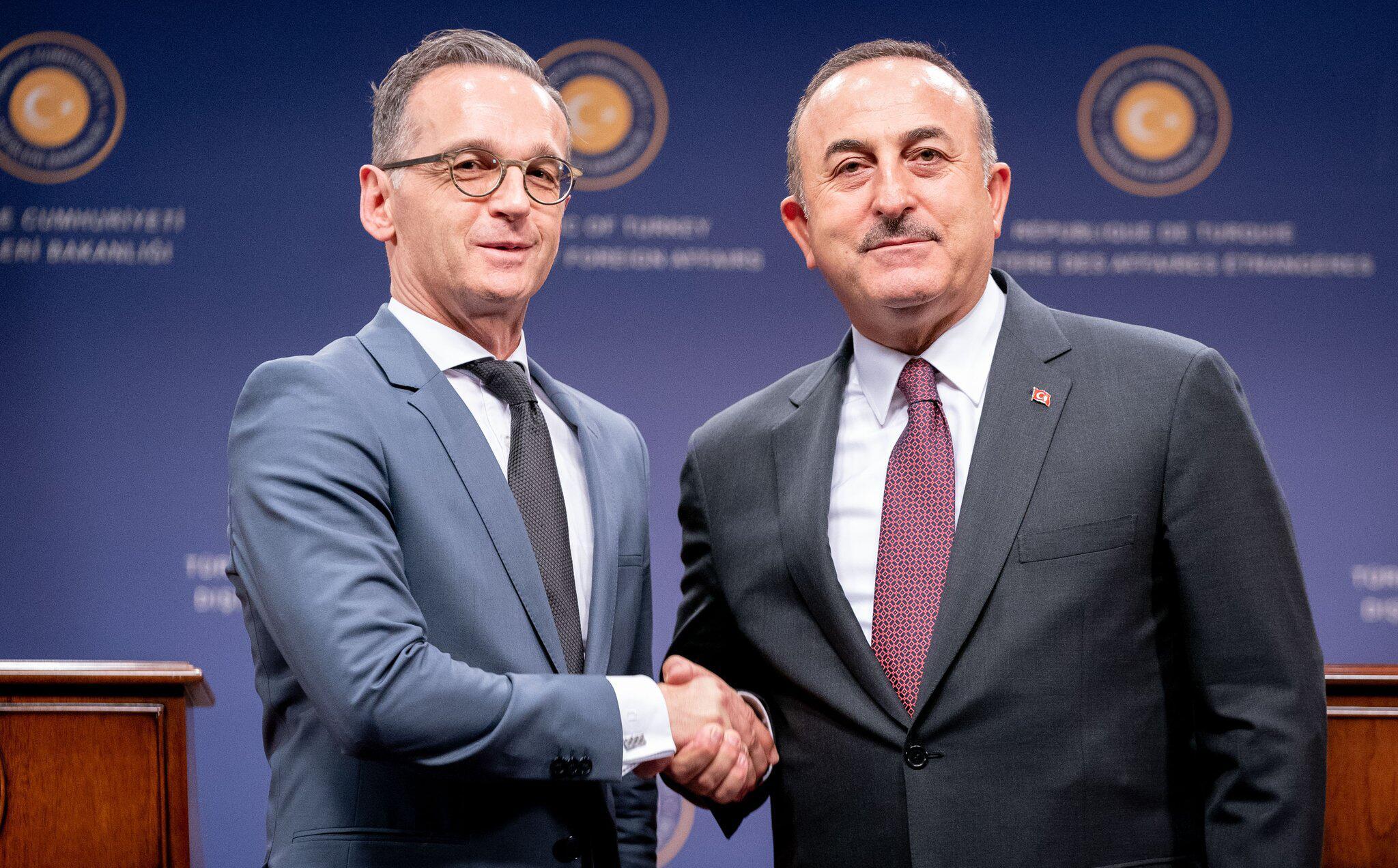 Bild zu German Foreign Minister Maas in Turkey