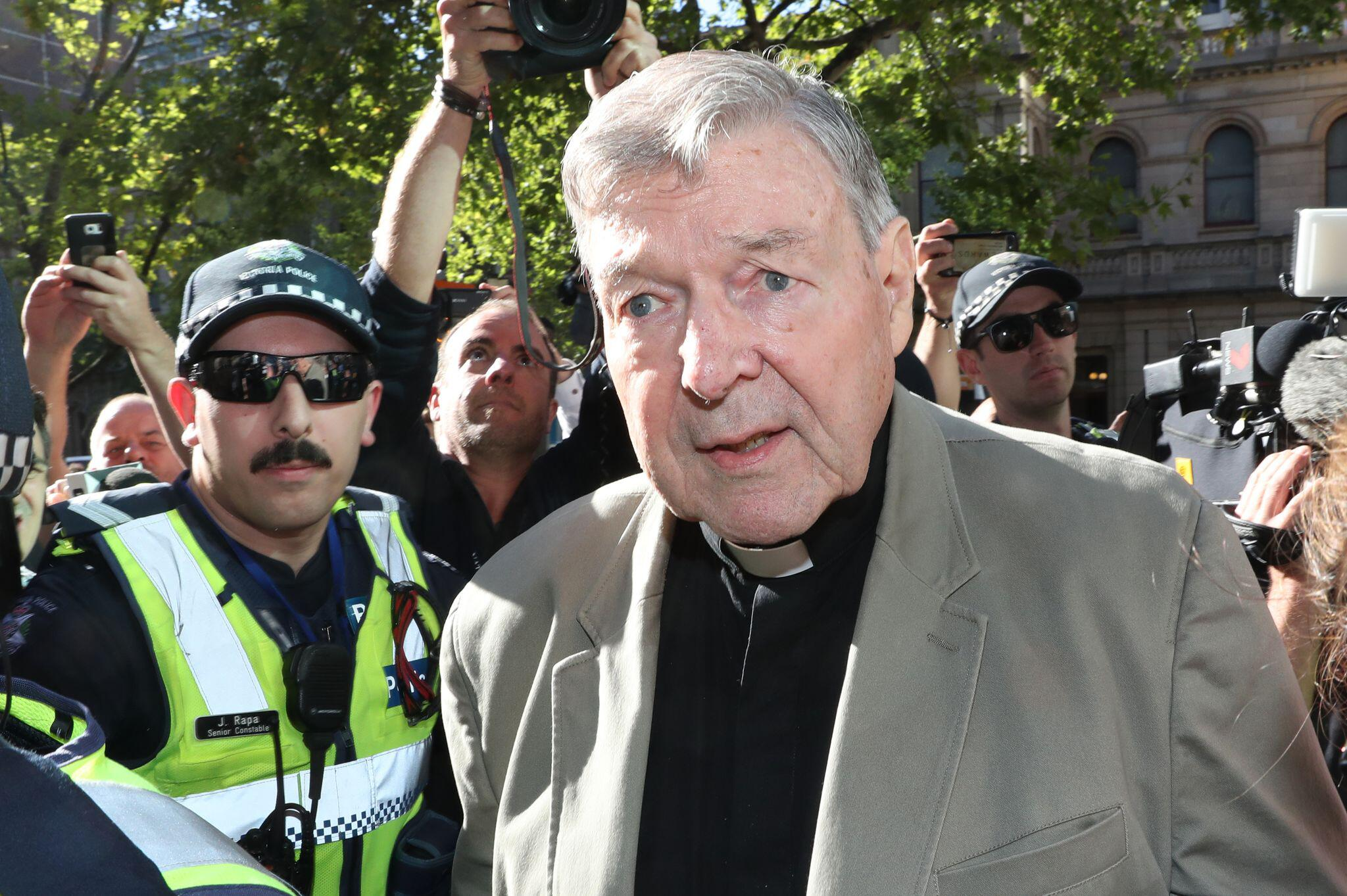 Bild zu Kardinal George Pell