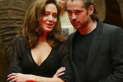 Angelina Jolie, Freund, Colin Farrell