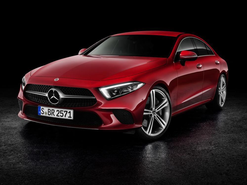 Bild zu Geschärfter Look, neue Motoren: So kommt der neue Mercedes-Benz CLS