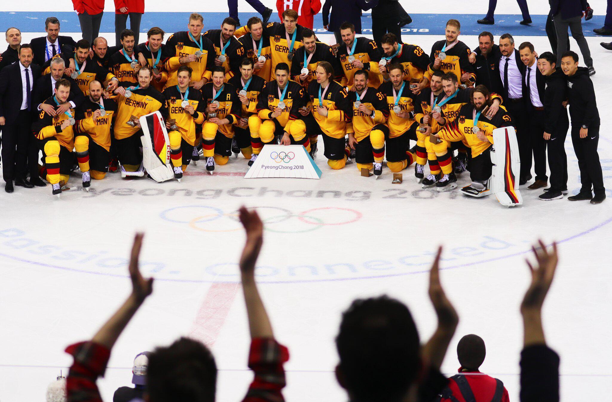 Bild zu Pyeongchang 2018, Eishockey