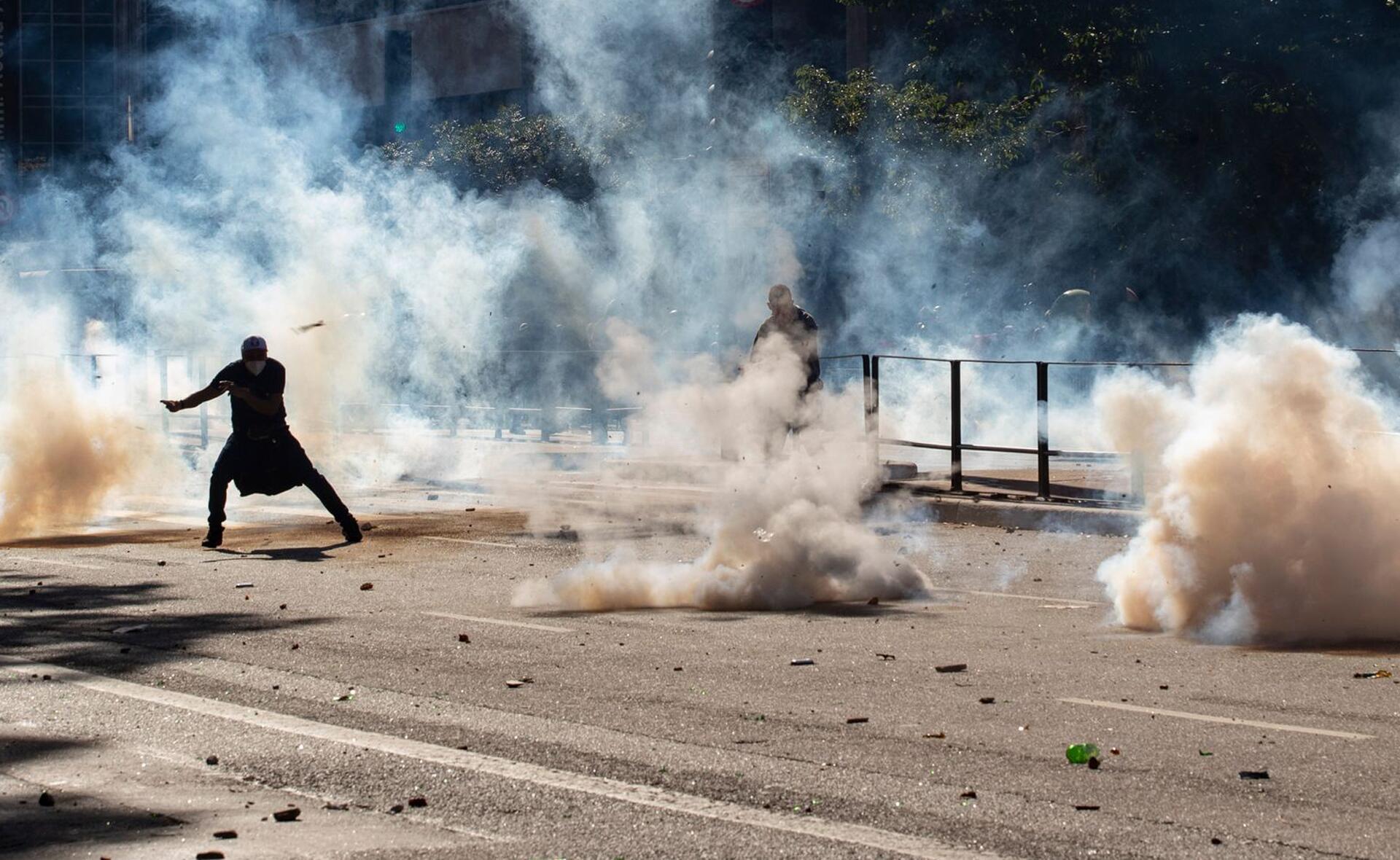 Bild zu Bericht: Wirtschaftliche Folgen der Pandemie bedrohen Frieden