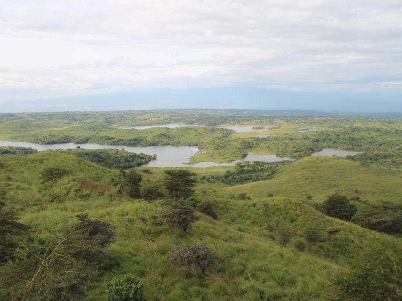 Bild zu Arusha-Nationalpark