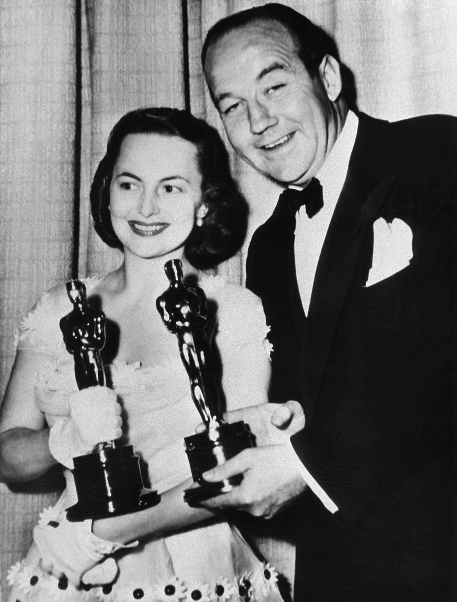 Bild zu Olivia de Havilland gestorben