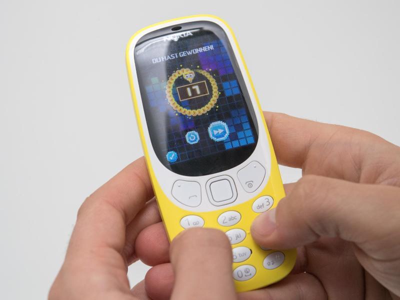 Bild zu Nokia 3310 kommt als UMTS-Version