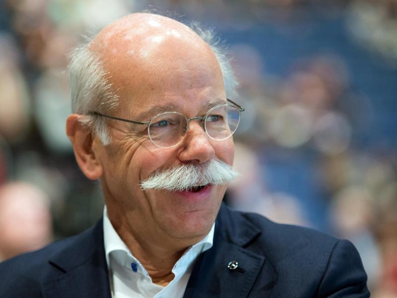 Bild zu Daimler AG
