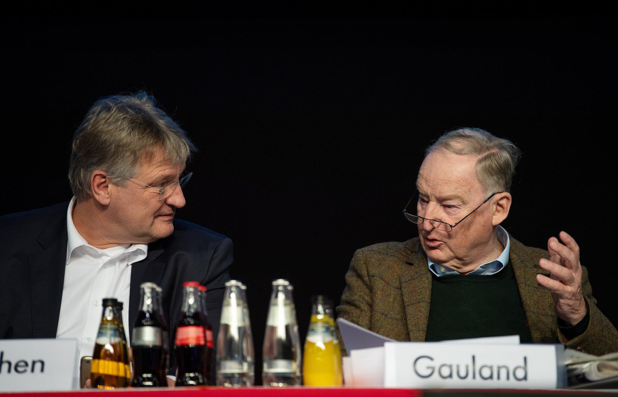 Bild zu AfD - Europawahlversammlung