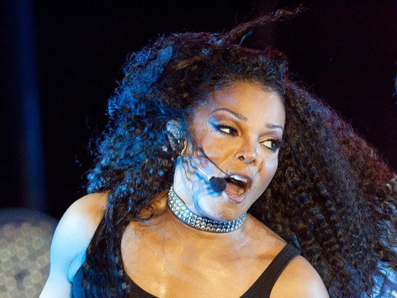 Bild zu Janet Jackson