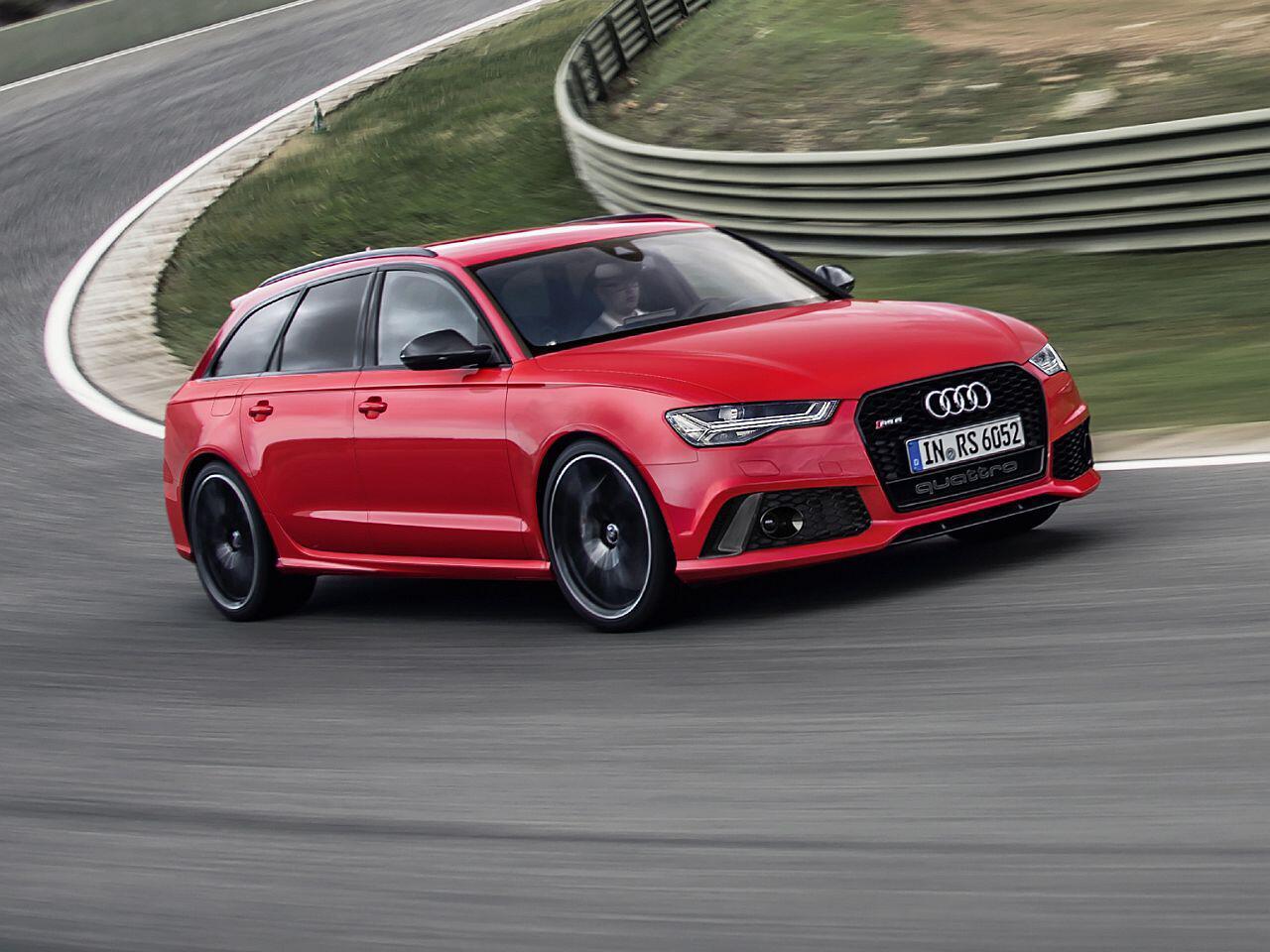 Bild zu Audi RS6 Avant
