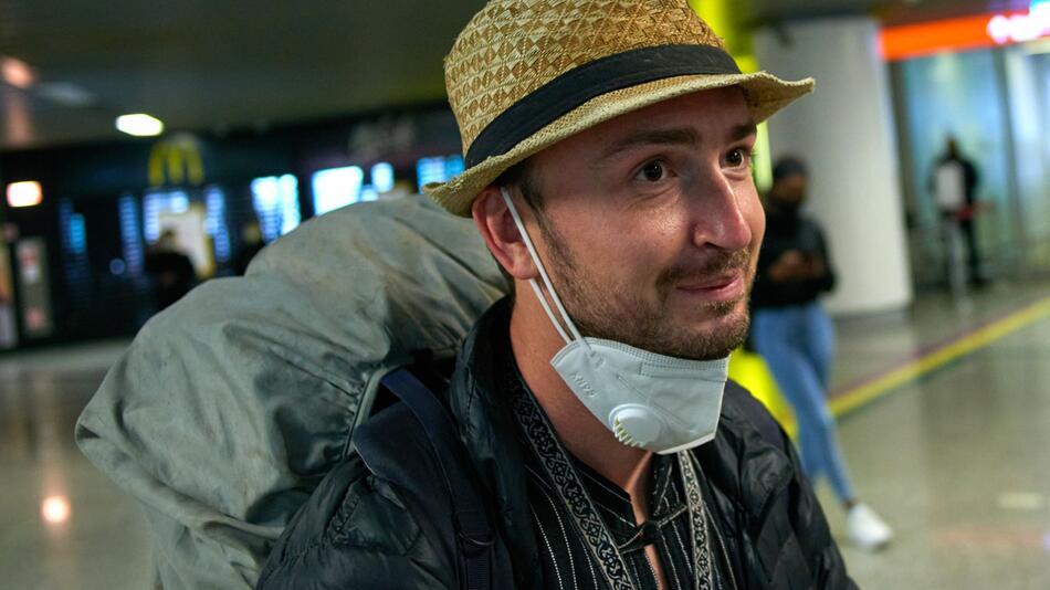 Inhaftierter Journalist Robert Bociaga in Polen gelandet
