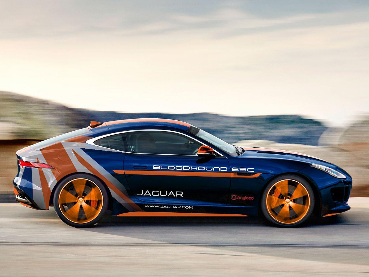 Bild zu Jaguar F-Type Rapid Response Vehicle