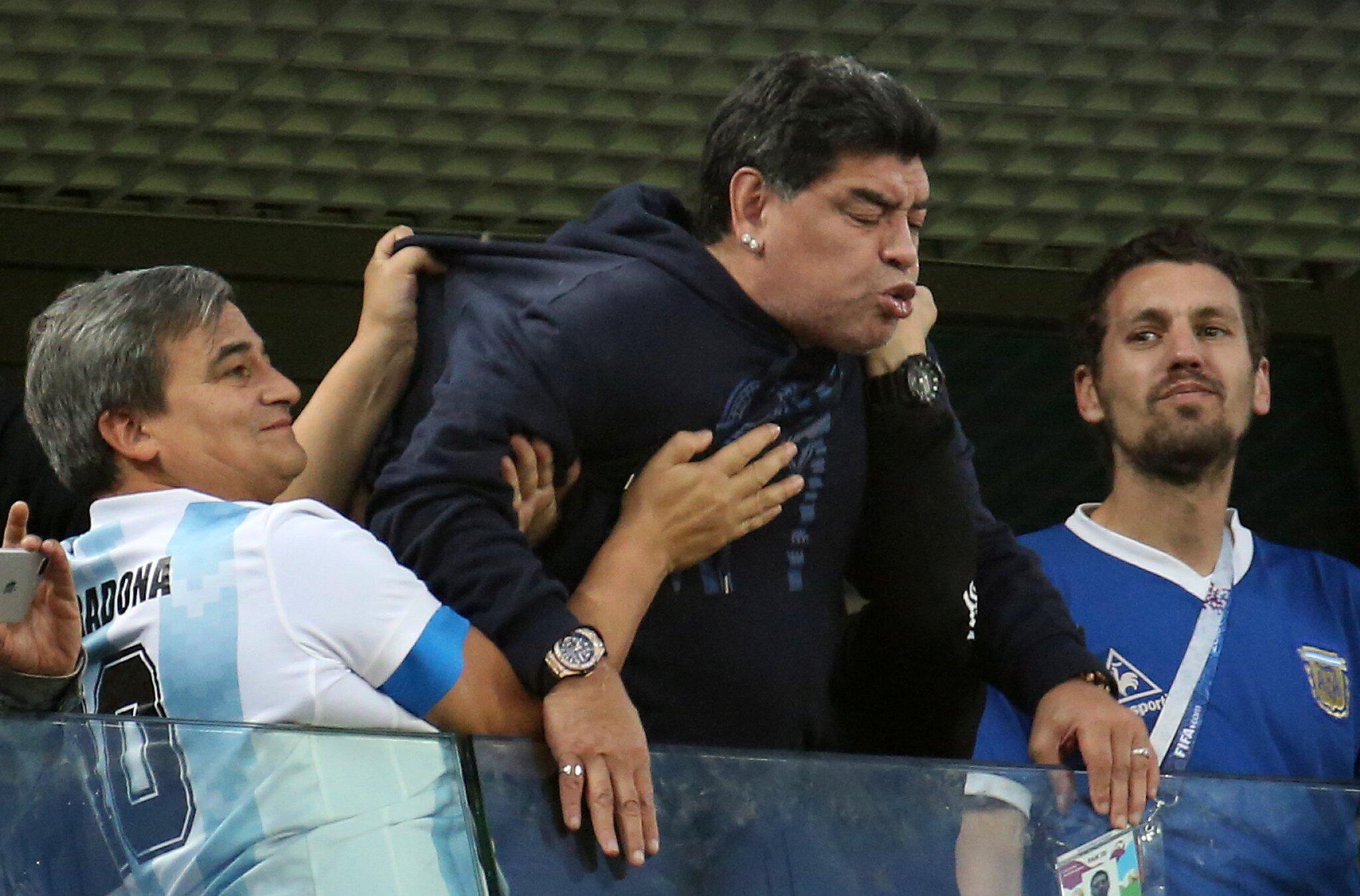 Bild zu WM 2018 - Nigeria - Argentinien