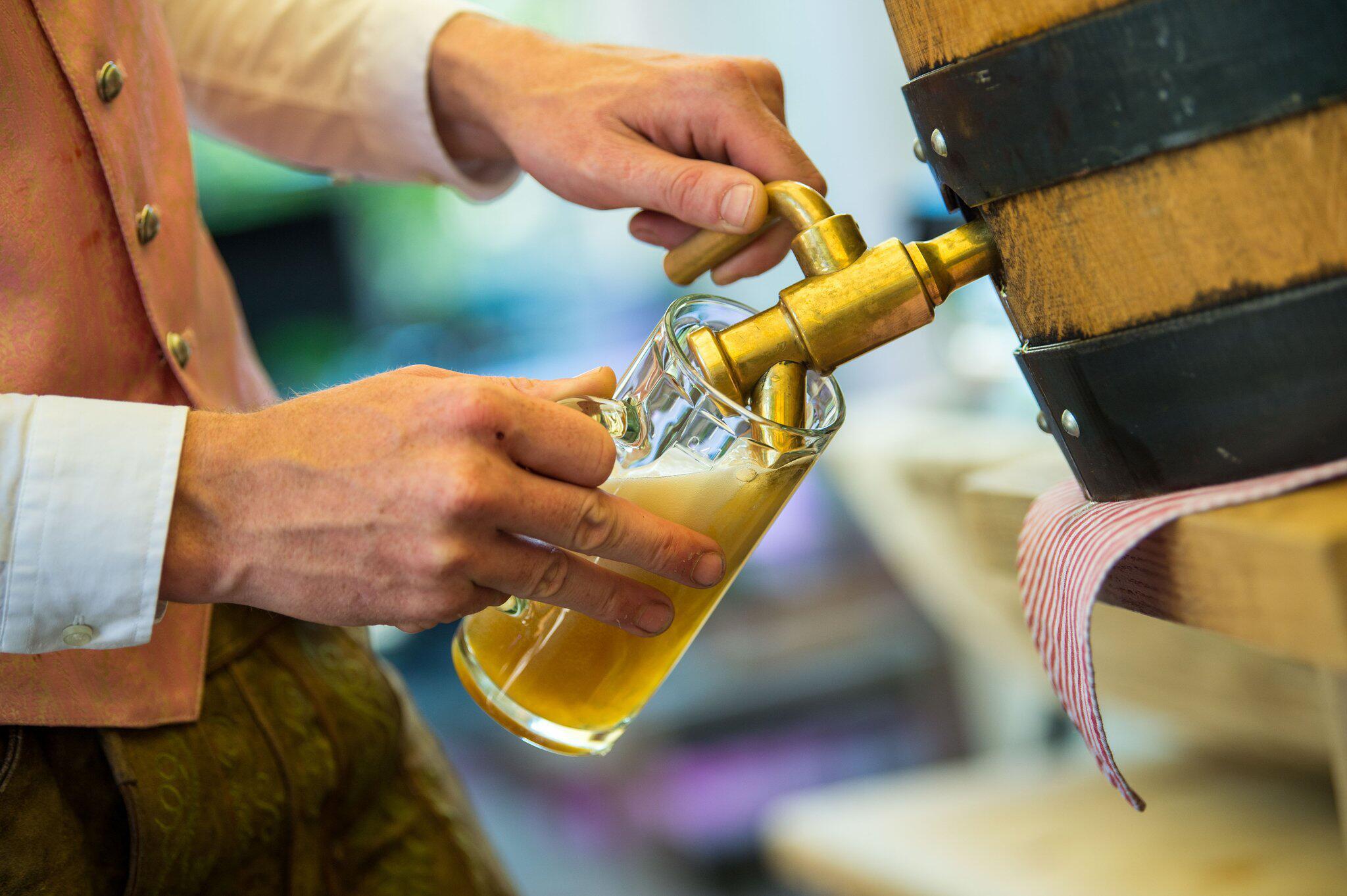 Bild zu Alkoholkonsum