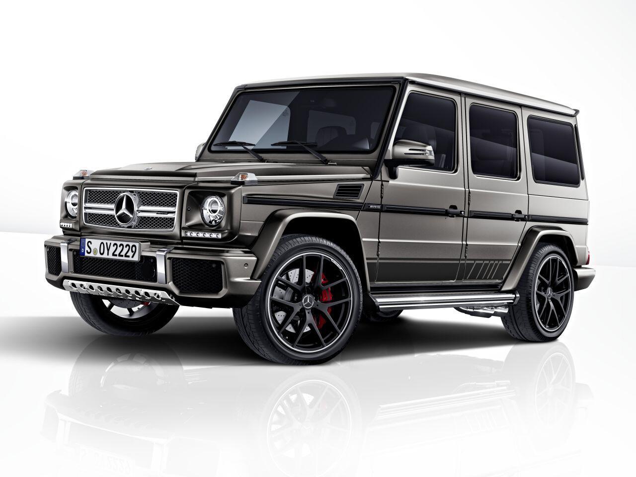 Bild zu Mercedes-AMG G 63