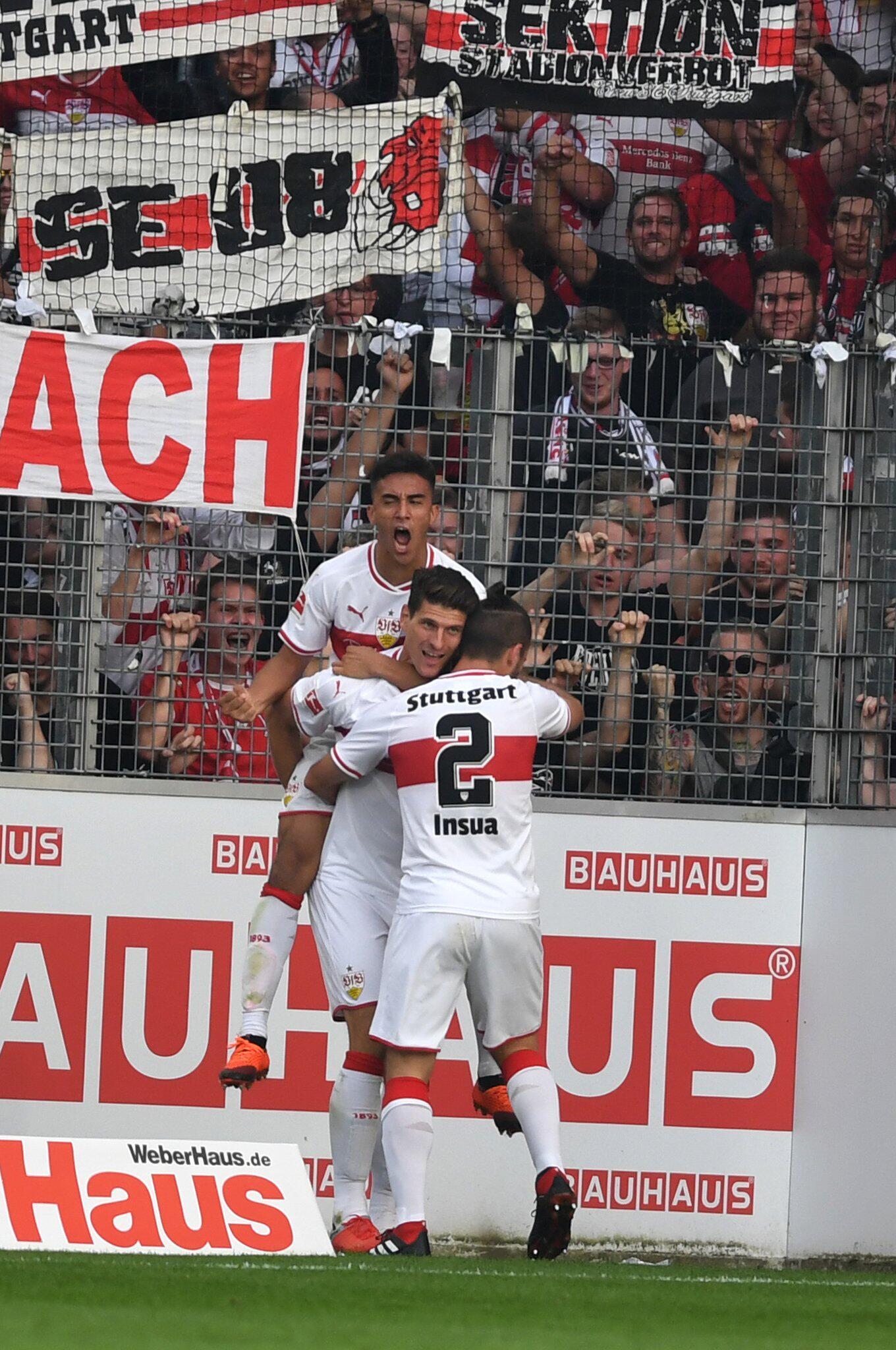 Bild zu SC Freiburg - VfB Stuttgart