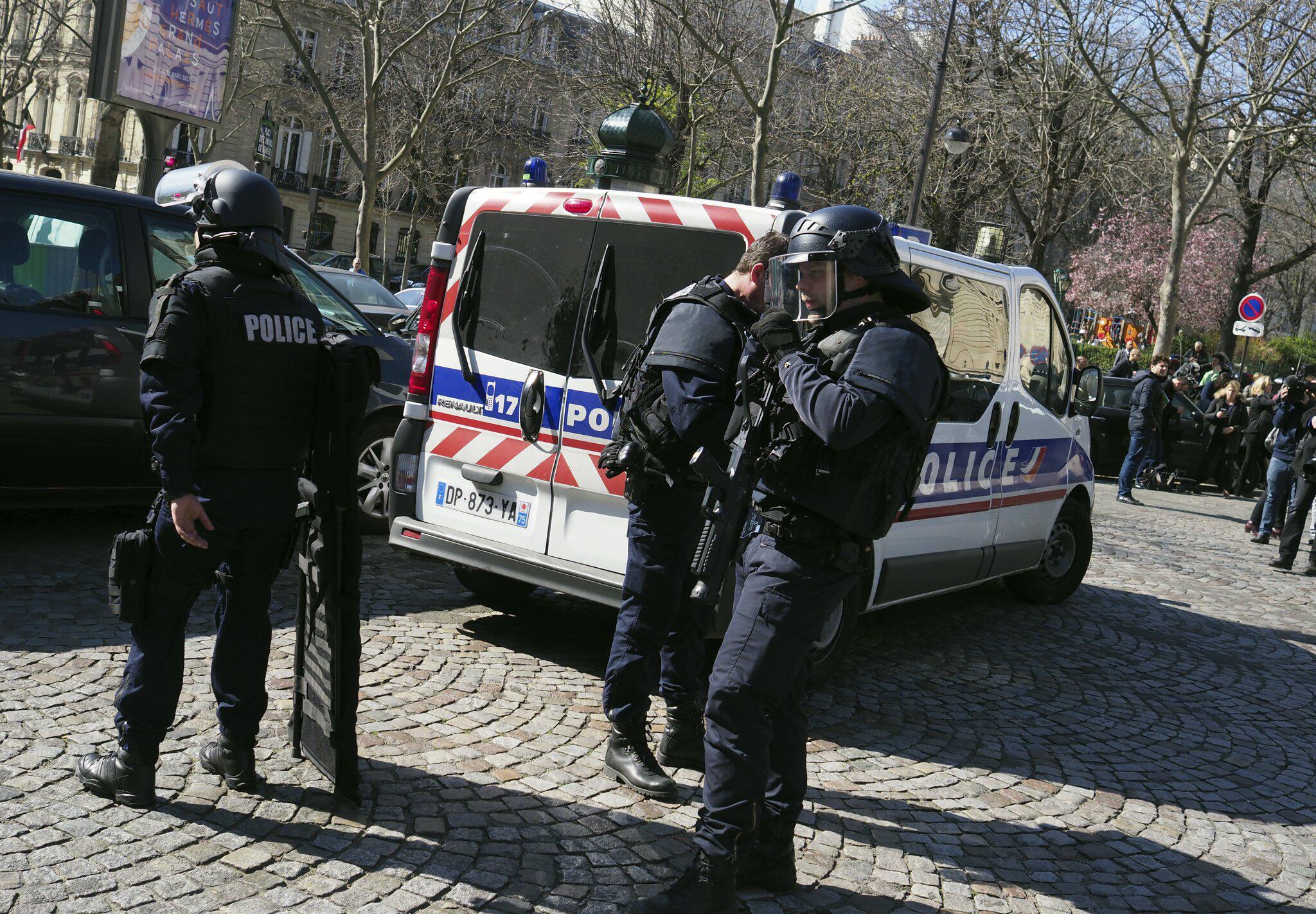 Bild zu Frankreich - Briefbombe explodiert beim IWF