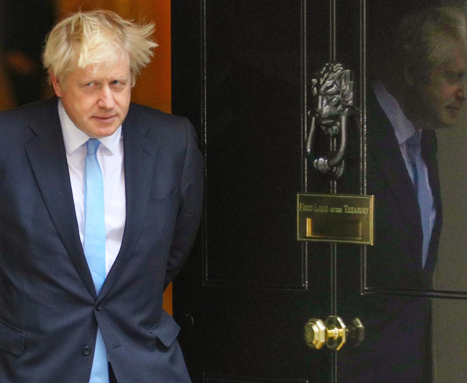 Bild zu Ministerpräsident Netanjahu zu Besuch in London