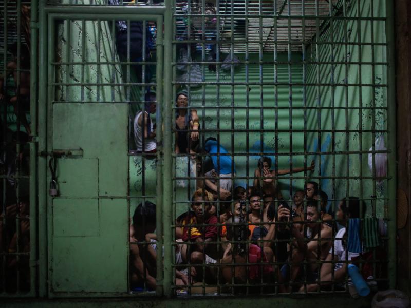 Bild zu Gefängnis