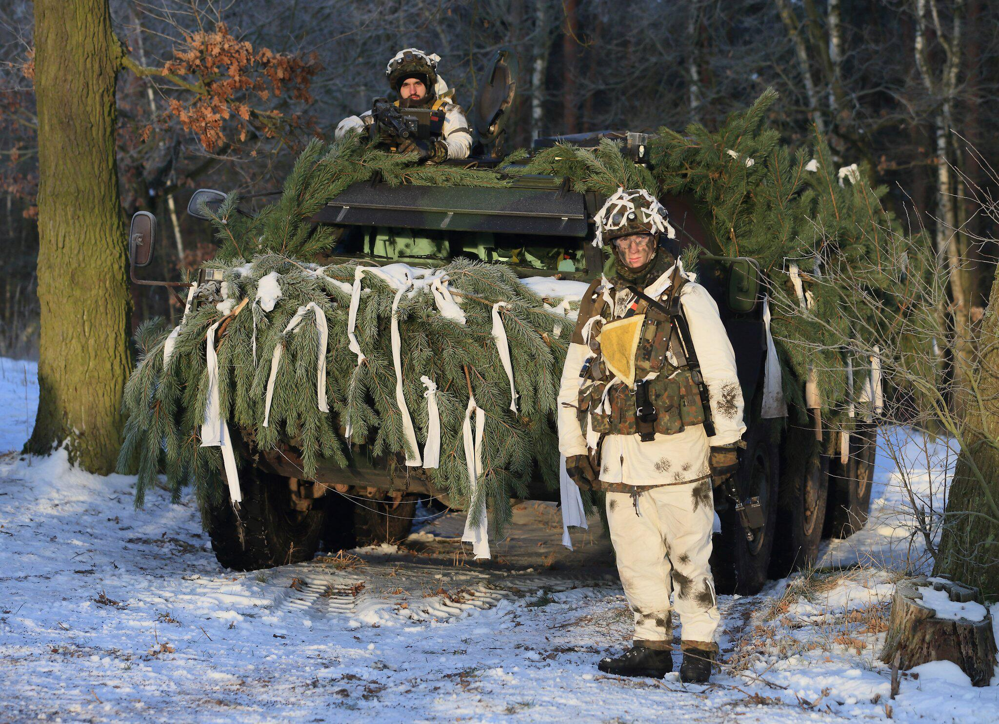 Bild zu Bundeswehr