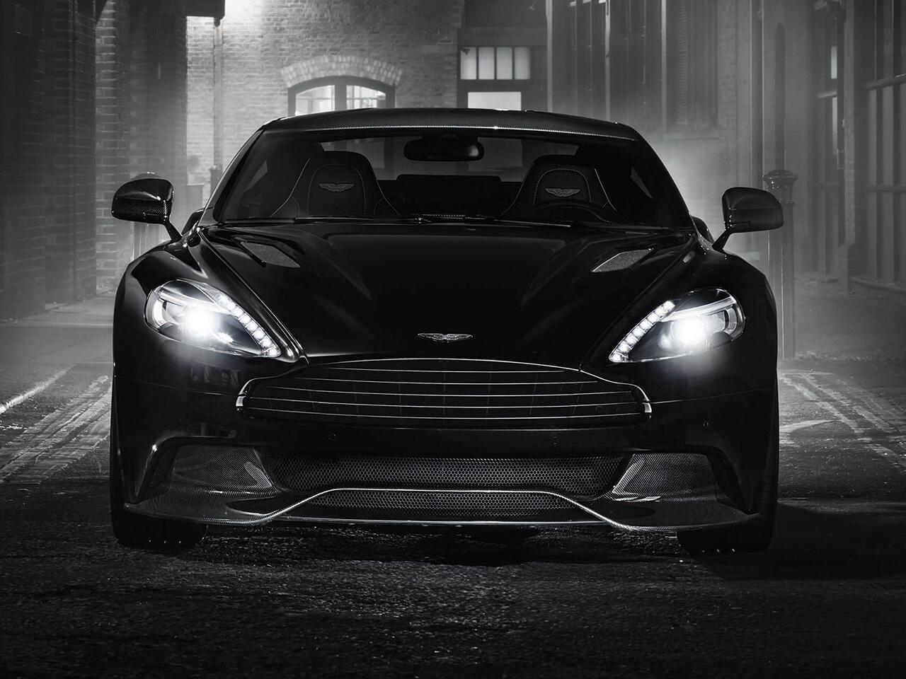Bild zu Aston Martin Vanquish Carbon Edition