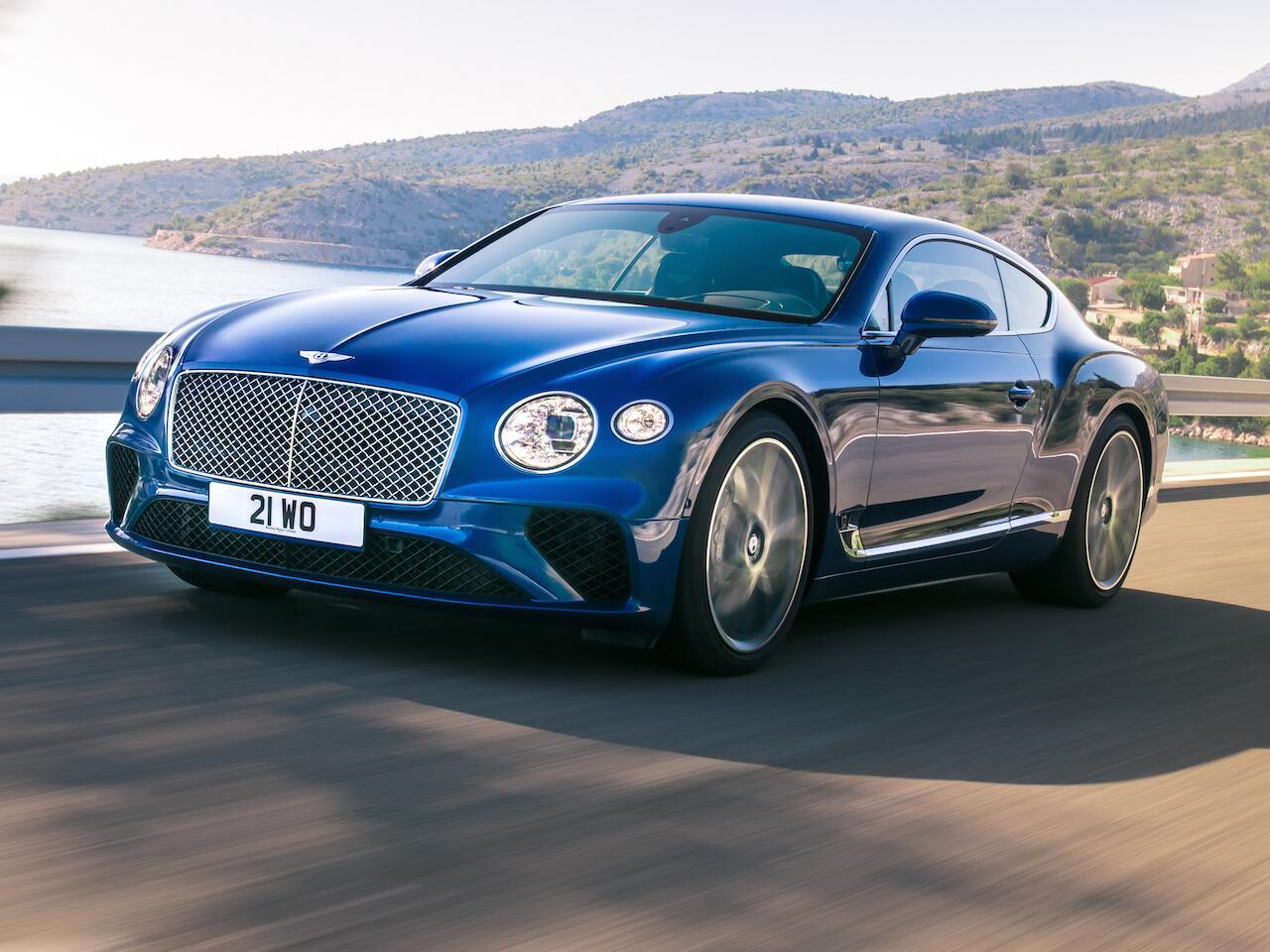 Bild zu Bentley Continental GT