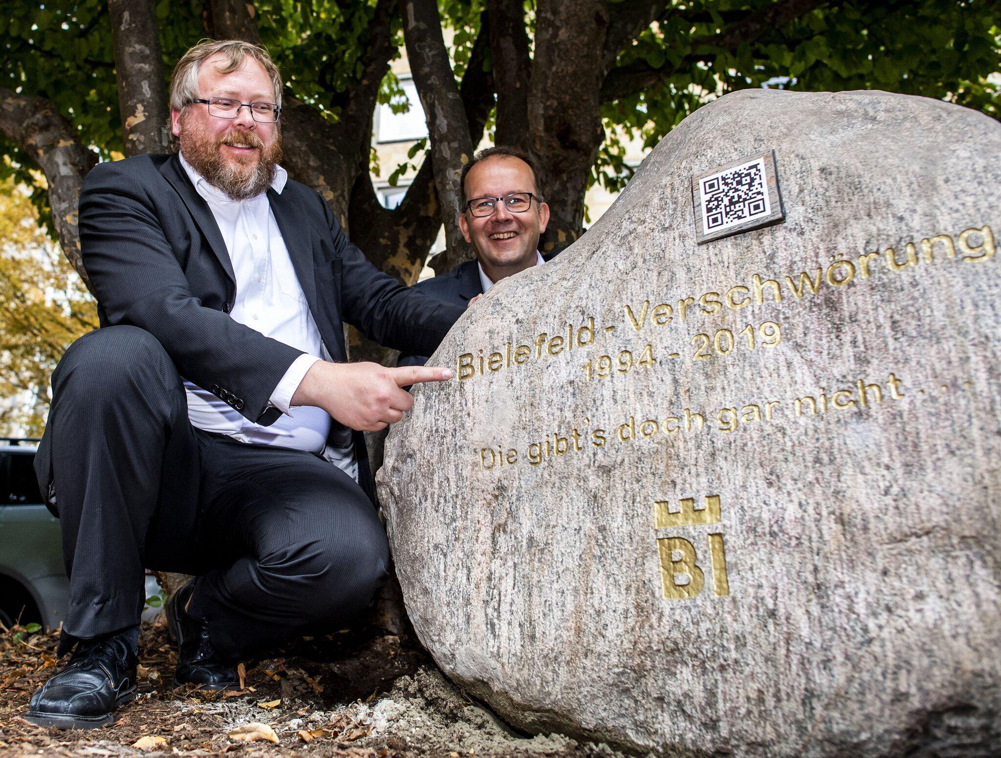 Bild zu Kurioser Wettbewerb um Existenz von Bielefeld