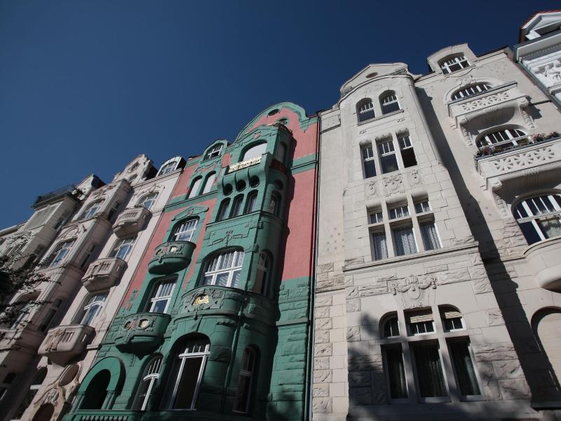 Bild zu Wohnhäuser in der Kölner Südstadt