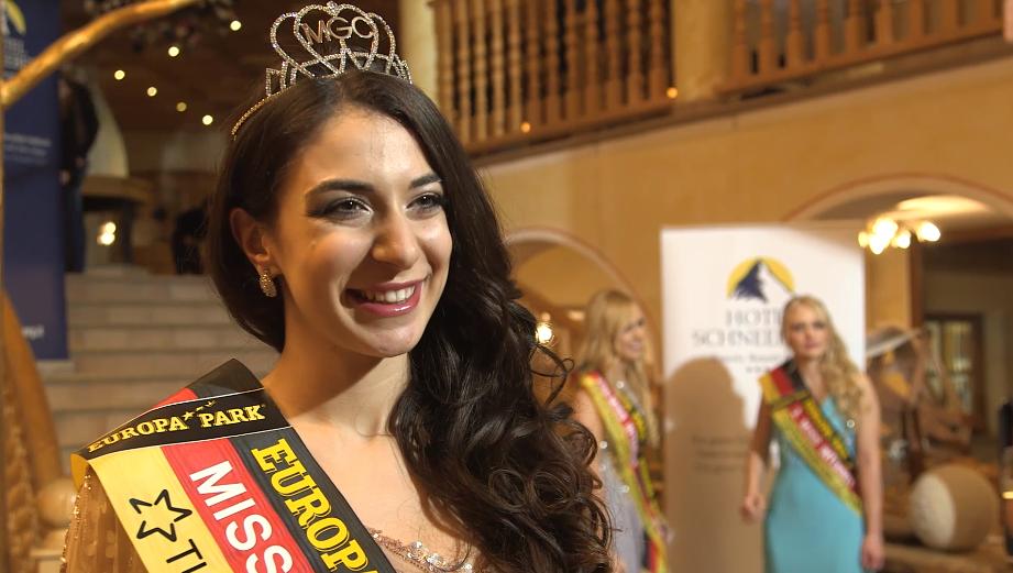 Bild zu Miss Internet 2018,Tamar Morali